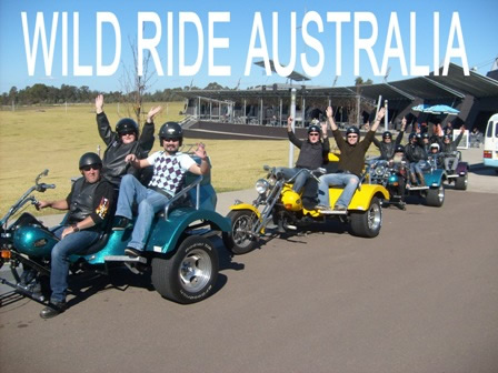 A Wild Ride - Accommodation NT