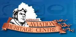 The Australian Aviation Heritage Centre - Accommodation NT