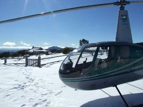 Alpine Helicopter Charter Scenic Tours - Accommodation NT