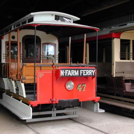Brisbane Tramway Museum - Accommodation NT
