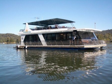 Able Hawkesbury River Houseboats - Accommodation NT