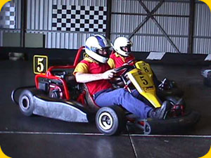 Indoor Kart Hire - Accommodation NT