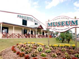 Proserpine Historical Museum - Accommodation NT