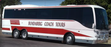 Bundaberg Coaches - Accommodation NT