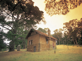Heysen - The Cedars - Accommodation NT