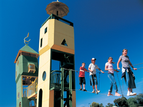 Monash Adventure Park - Accommodation NT