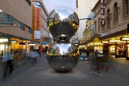 Rundle Mall - Accommodation NT