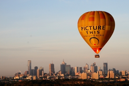 Picture This Ballooning - Accommodation NT