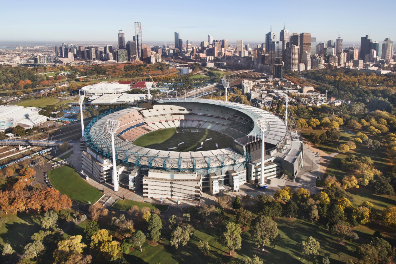 Melbourne Cricket Ground - Accommodation NT