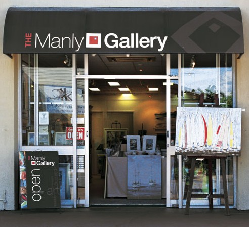 The Manly Gallery - Accommodation NT