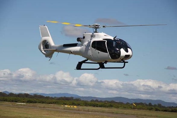 Executive Helicopters - Accommodation NT