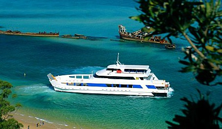 Queensland Day Tours - Accommodation NT