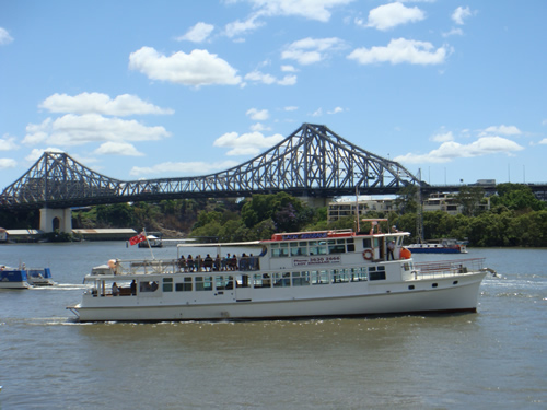 Brisbane Cruises - Accommodation NT