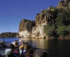 Geikie Gorge National Park - Accommodation NT