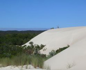 Yeagerup Sand Dunes - Accommodation NT