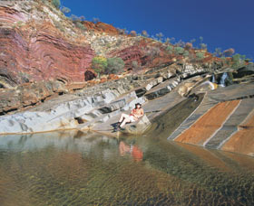 Hamersley Gorge - Accommodation NT