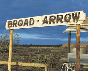 Broad Arrow - Accommodation NT