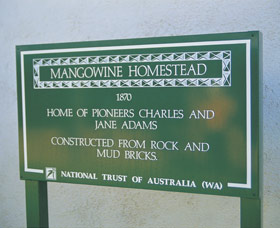 Mangowine Homestead - Accommodation NT