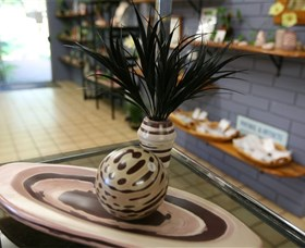 Zebra Rock Gallery and Coffee Shop - Accommodation NT