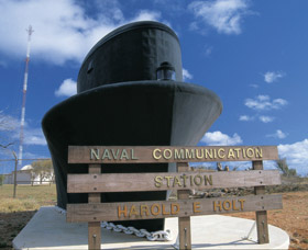 Harold E Holt Naval Communication Station
