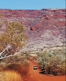 Mount Nameless - Accommodation NT