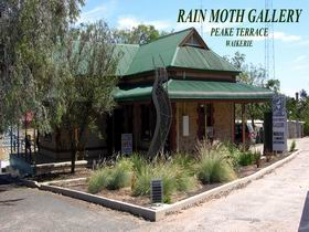Rain Moth Gallery - Accommodation NT