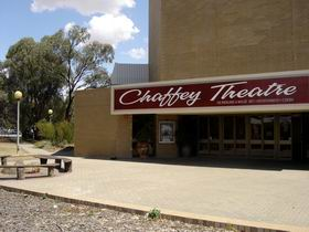Chaffey Theatre - Accommodation NT