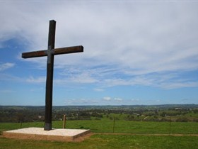 Eden Valley Lookout - Accommodation NT