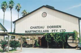Chateau Dorrien Winery - Accommodation NT