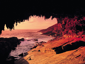 Admirals Arch - Accommodation NT