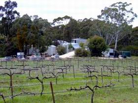 Jeanneret Wines - Accommodation NT