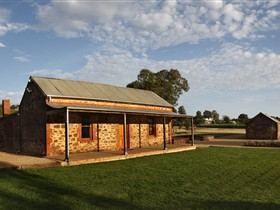 Hentley Farm - Accommodation NT