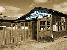 Dunalley Waterfront Cafe and Gallery - Accommodation NT