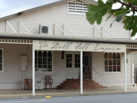 Drill Hall Emporium - The - Accommodation NT