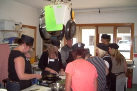 Tranquilles Cooking School - Accommodation NT