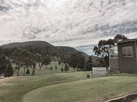 New Norfolk Golf Club - Accommodation NT