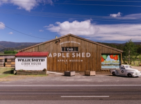 The Apple Shed Tasmania - Accommodation NT