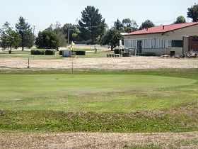 Campbell Town Golf Club - Accommodation NT