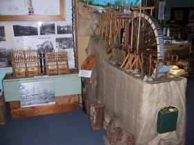 St. Helens History Room - Accommodation NT