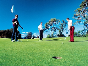 Huon Heights Public Golf Course - Accommodation NT