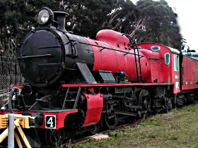 Don River Railway - Accommodation NT