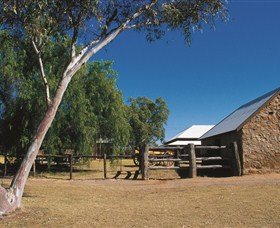Alice Springs Telegraph Station Historical Reserve - Accommodation NT