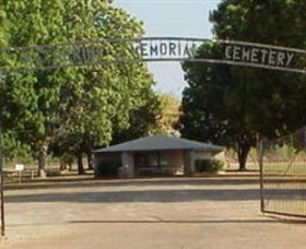 Katherine Cemetery - Accommodation NT
