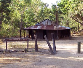 Blyth Homestead - Accommodation NT