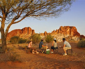 Rainbow Valley Conservation Reserve - Accommodation NT
