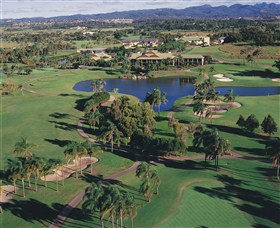 Palm Meadows Golf Course - Accommodation NT