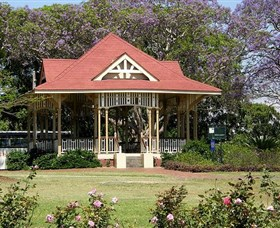 Gympie Memorial Park - Accommodation NT