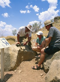 Riversleigh Fossil Fields - Accommodation NT