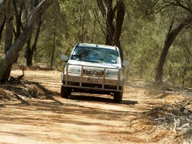 Ward River 4x4 Stock Route Trail - Accommodation NT
