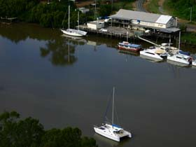 Port of Maryborough - Accommodation NT